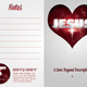 A Love Beyond Description Church Bulletin Template - GraphicRiver Item for Sale