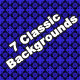 Classic Backgrounds - GraphicRiver Item for Sale