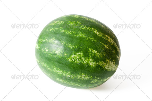 the watermelon - Stock Photo - Images