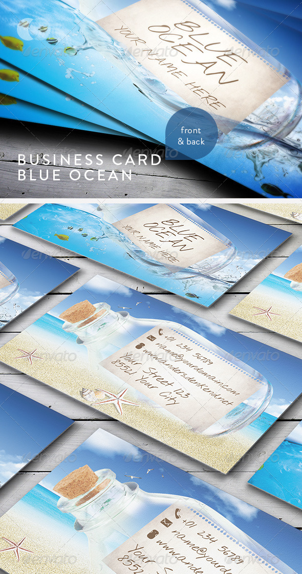 Business Card Template - Vol.2 - Creative Business Cards