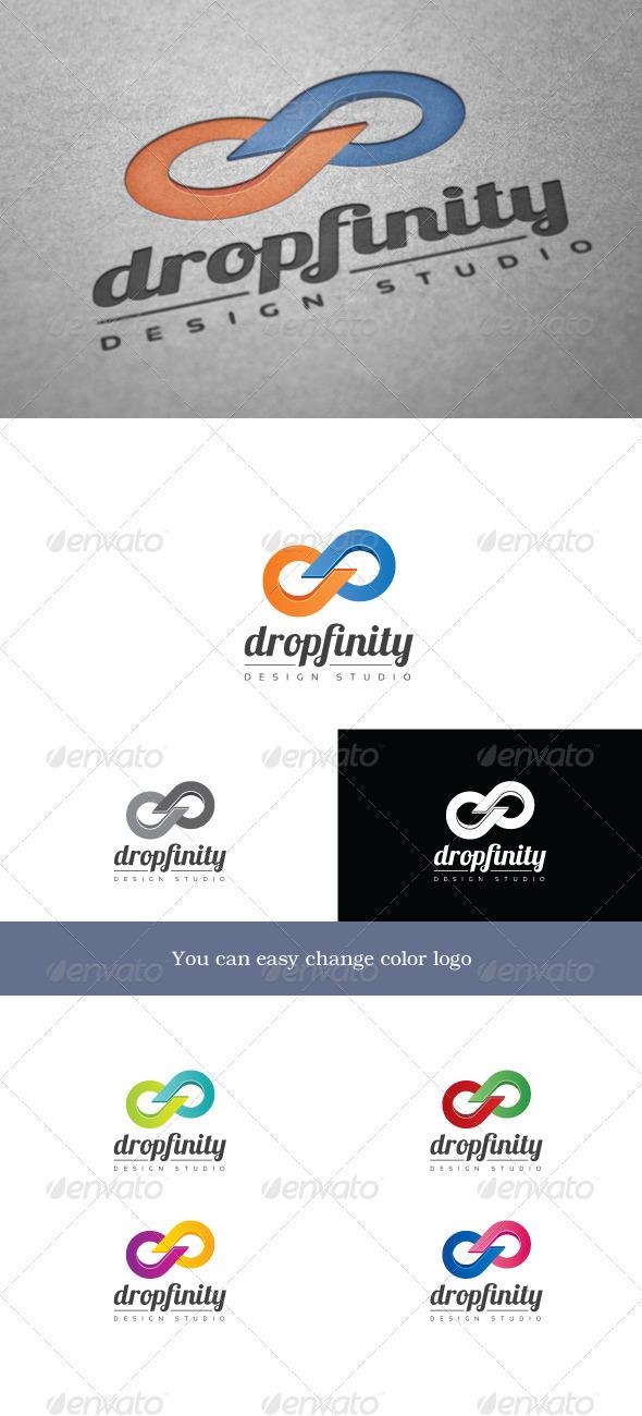 Dropfinity - Symbols Logo Templates