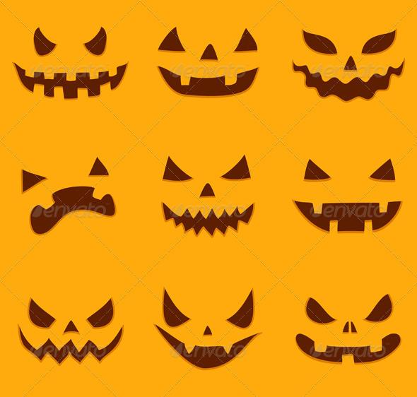 Pumpkin Carving - Halloween Seasons/Holidays