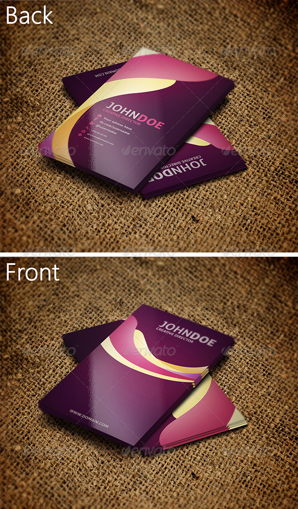 Creative Business Card 3 - Creative Business Cards
