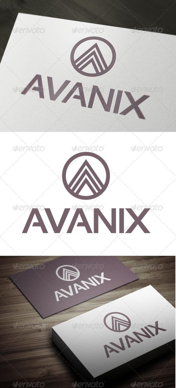 Avanix - Letters Logo Templates