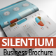 SILENTIUM - Modern Business Brochure - GraphicRiver Item for Sale
