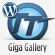 Giga Gallery Blog for Wordpress Nulled