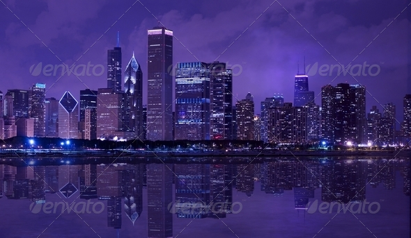 City of Chicago - Stock Photo - Images