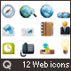 Qicon series | Web and Communication icons 2 - GraphicRiver Item for Sale
