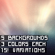 Abstract Aurora Backgrounds - GraphicRiver Item for Sale