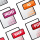 Document Icons - GraphicRiver Item for Sale