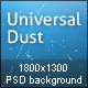 Universal Dust background - GraphicRiver Item for Sale