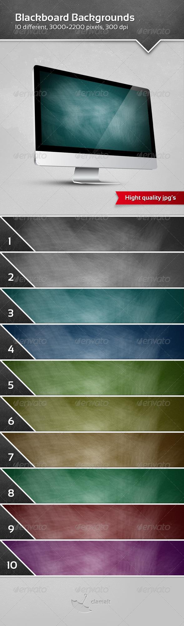 Blackboard Backgrounds - Backgrounds Graphics