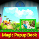 Magic Popup Book - VideoHive Item for Sale