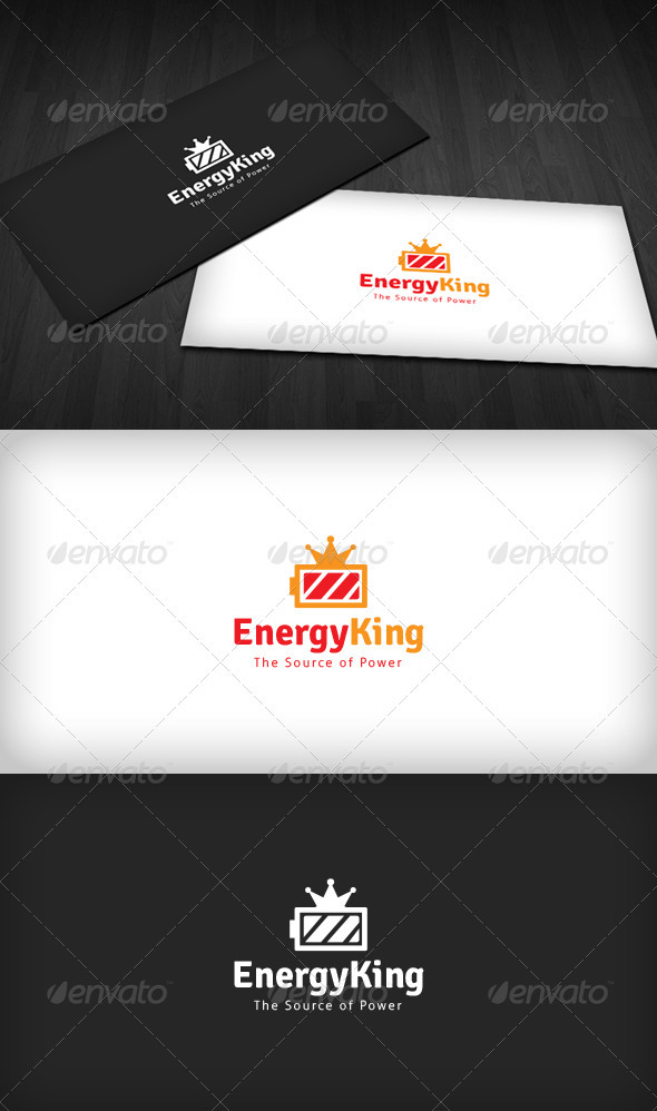 Energy King Logo - Symbols Logo Templates