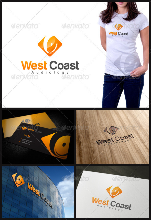 West Coast Audiology - Vector Abstract