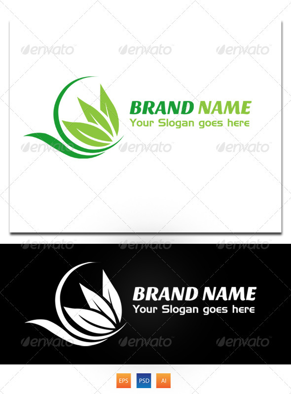 Green Company - Nature Logo Templates