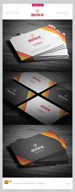 Corporate Business Cards 148 - Corporate Business Cards