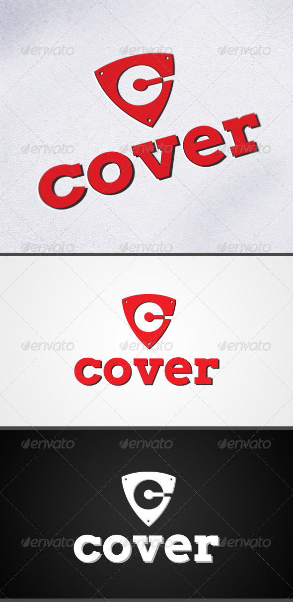C Shield Logo - Letters Logo Templates