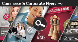 Commerce & Corporate Flyers