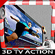 Interactive 3D TV Protrude - GraphicRiver Item for Sale