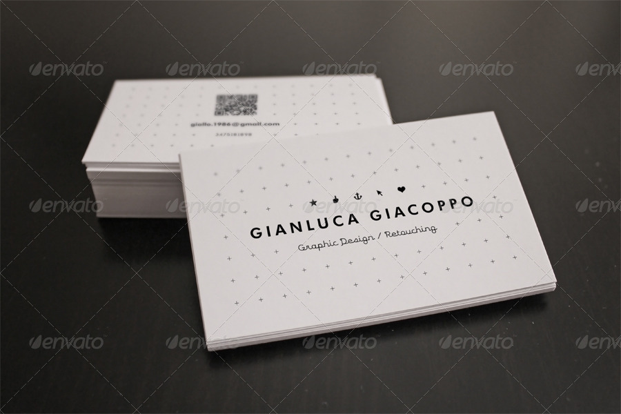 flyer business card clean realistic mock up set 2 by giallo