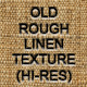 Old Rough Linen Texture (Hi-Res) - GraphicRiver Item for Sale