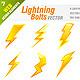9 Lightning Bolt - GraphicRiver Item for Sale