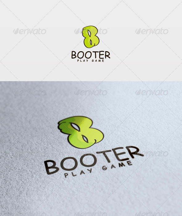 Booter Logo - Letters Logo Templates