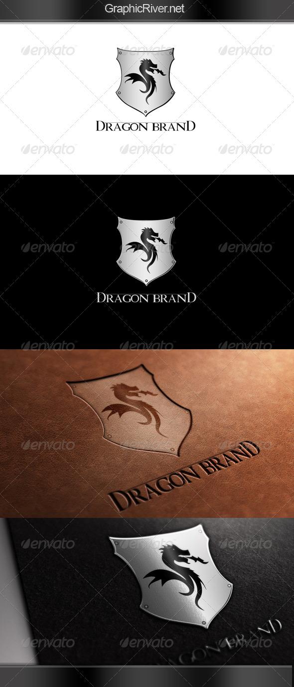 Dragon Logo - Animals Logo Templates