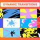 Dynamic Transitions | Motion Graphics - VideoHive Item for Sale