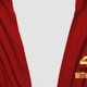 Realistic Red Curtains Opening - VideoHive Item for Sale