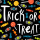 Trick-or-treat Pattern - GraphicRiver Item for Sale