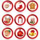 Set of Christmas Symbols - GraphicRiver Item for Sale