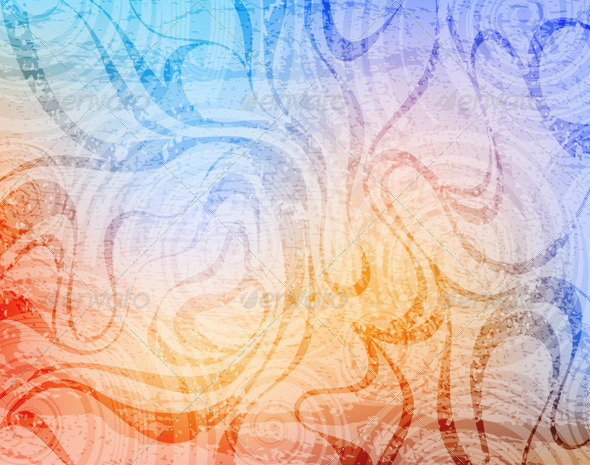 Abstract grungy background - Backgrounds Decorative