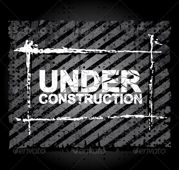 Under construction - Abstract Conceptual