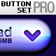 Web 2.0 Button Set Pro - GraphicRiver Item for Sale