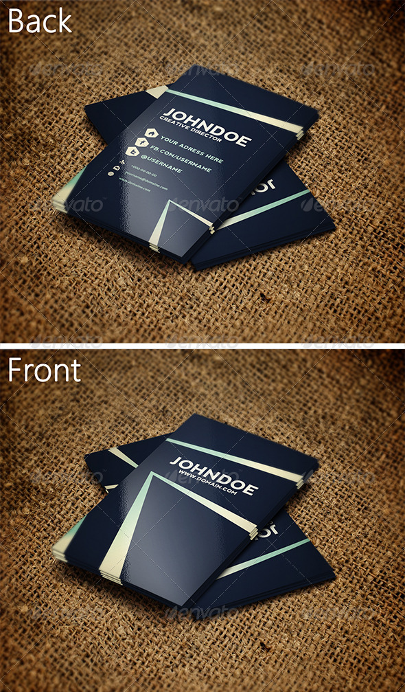 Creative Business Card 4 - Corporate Business Cards