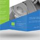 Clean Tri-fold Brochure - GraphicRiver Item for Sale