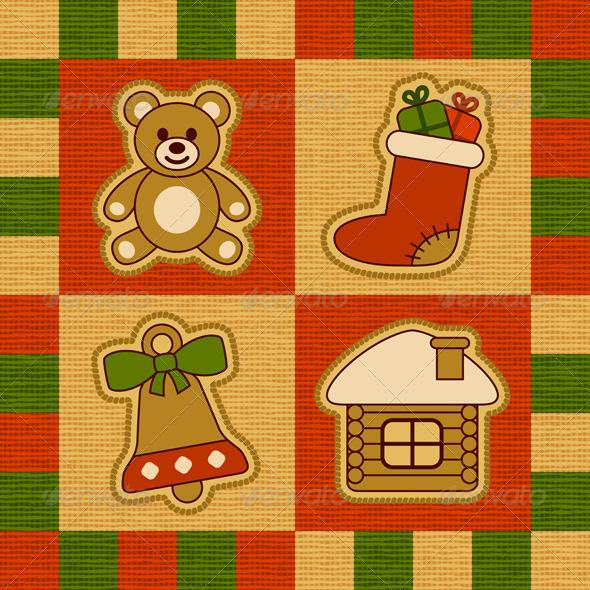 Christmas Quilt - Christmas Seasons/Holidays