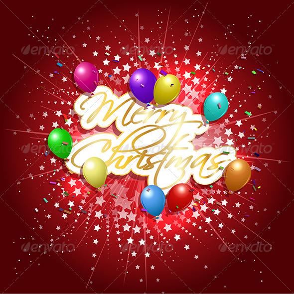 Merry Christmas background - Christmas Seasons/Holidays
