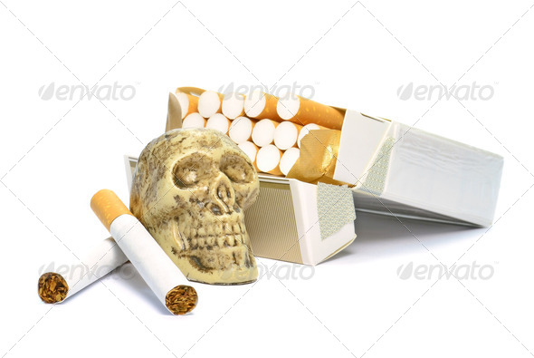 Smoking Kills - Stock Photo - Images