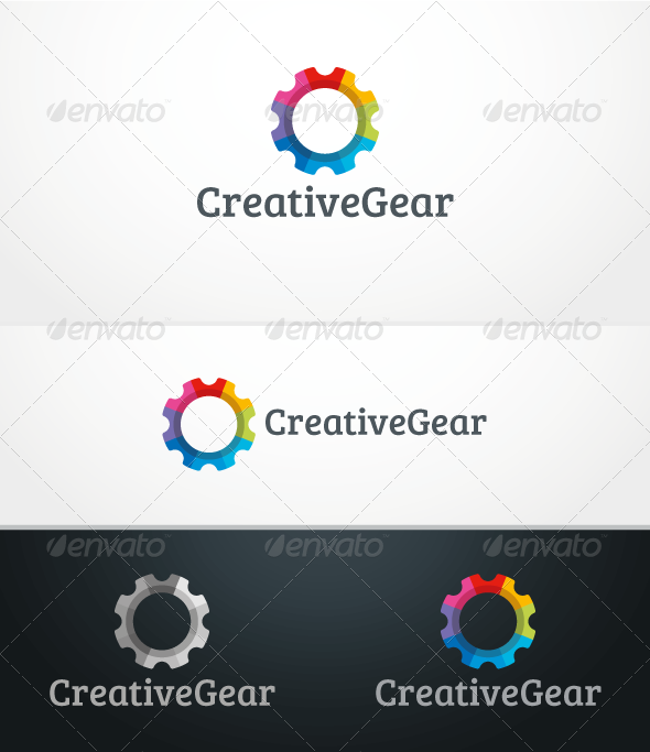 CreativeGear - Logo Template - Objects Logo Templates