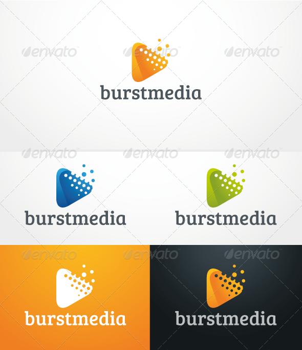 BurstMedia - Symbols Logo Templates