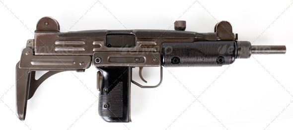 Uzi - Stock Photo - Images
