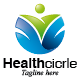 Health Circle Logo - GraphicRiver Item for Sale