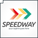 Speed Way Logo - GraphicRiver Item for Sale