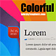 Colorful Modern Nulled