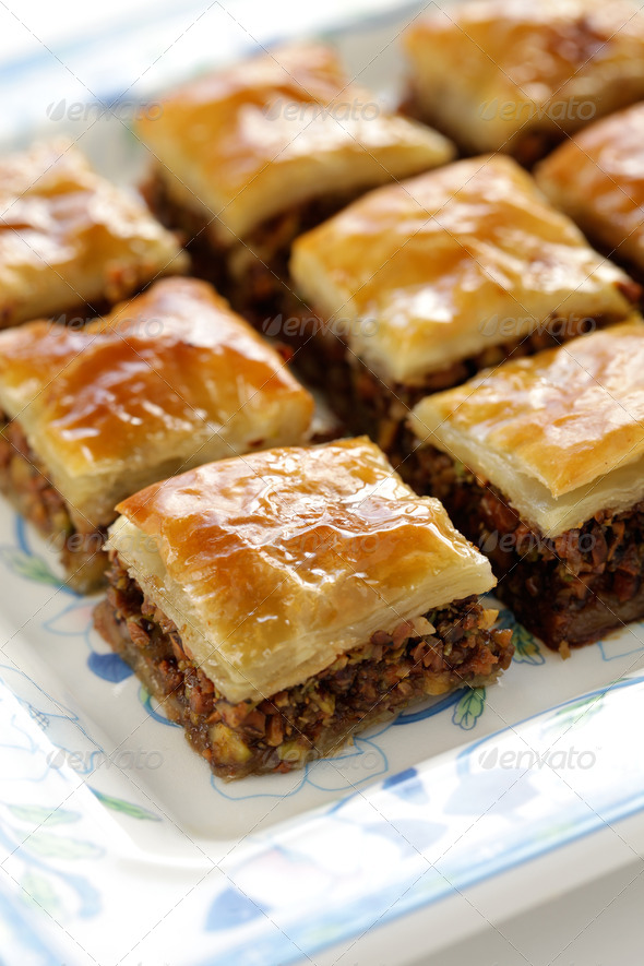 baklava - Stock Photo - Images