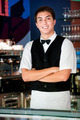 Young Waiter - PhotoDune Item for Sale
