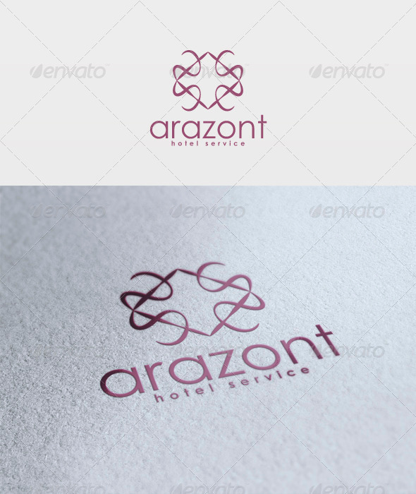 Arazont Logo - Vector Abstract